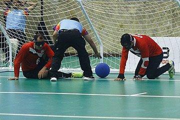 حضور یک ورزشکار و سرمربی اصفهانی در اولین اردوی تیم ملی گلبال بزرگسالان آقایان
